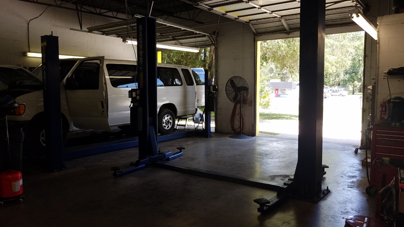 bypass garage services
