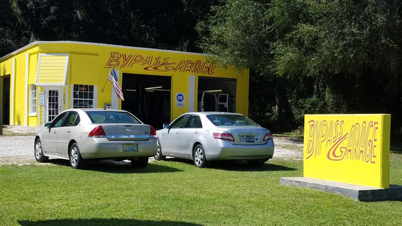 bypass garage Brooksville, Florida